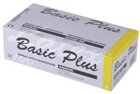 Basic Plus Latex handske pudderfri