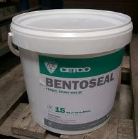 Volclay Bentoseal  - 15 kg spand = ca. 11 liter